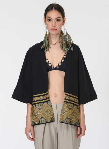 Roman Kimono Renkli